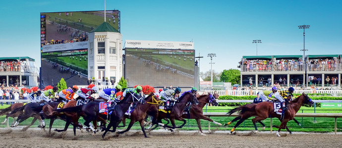 Where to Watch the 2018 Kentucky Derby in Portland