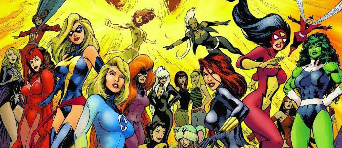 Celebrate Wine & The Women of Marvel at Pairings Portland Wine Shop, March 23-26