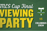 Watch the Portland Timbers in the MLS Final With Widmer Brothers Brewing at Revolution Hall, Dec. 6