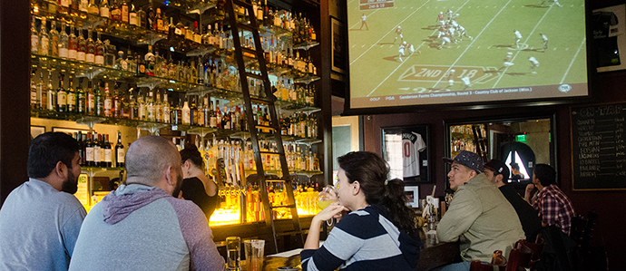 Best Bars in Portland to Catch a Football Game