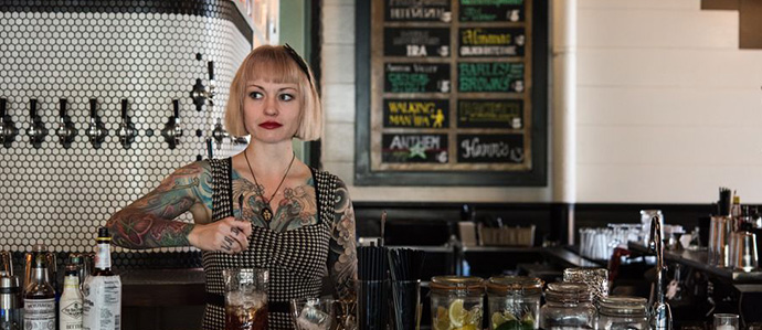 Visit One of Portland's Many Female Owned Bars and Restaurants