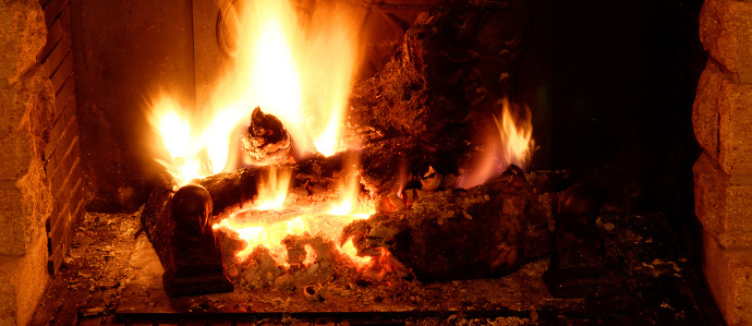 Warm Up at These Portland Bars with Fireplaces