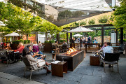 Wine Bar | Portland's Best Summertime Patios for Outdoor Drinking