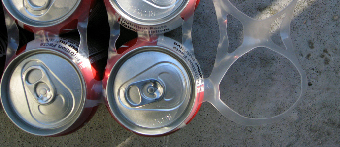 Saltwater Brewery is Debuting Eco-Friendly Edible Six-Pack Rings