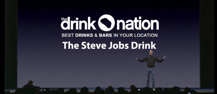 Farewell to Jobs: The Steve Jobs Drink