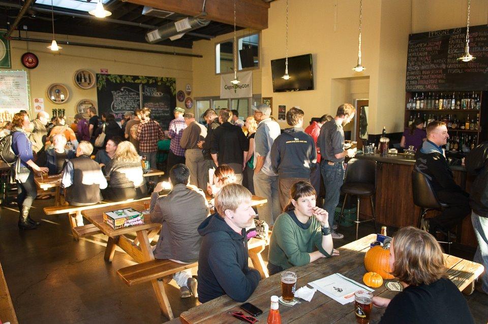 Rogue Eastside Pub Amp Pilot Brewery Drink Portland The