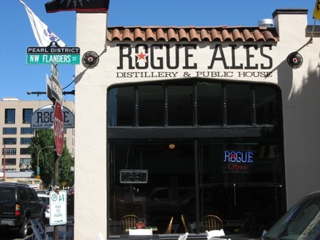 Rogue Distillery and Public House