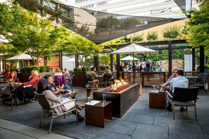 Portland's Best Summertime Patios For Outdoor Drinking